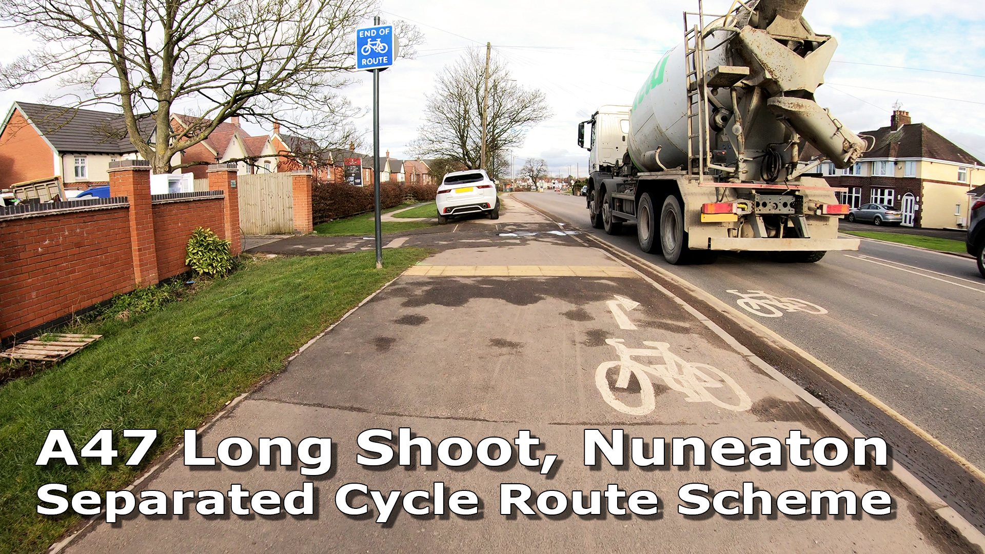 Long Shoot Cycling Scheme